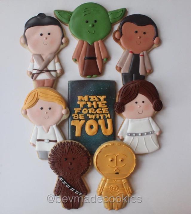 Star Wars Cookies