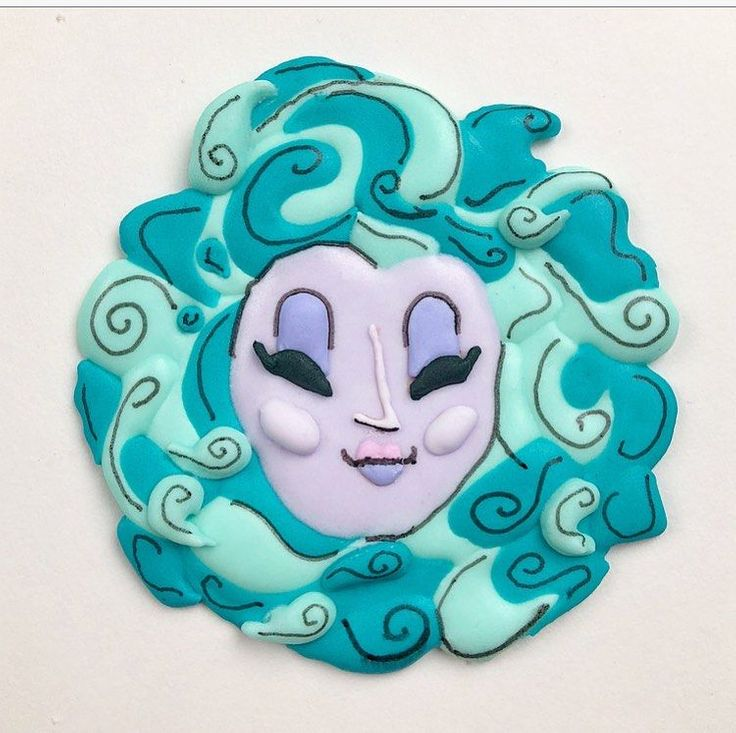 Madame Leota Cookie