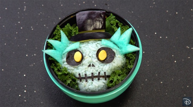 Hatbox Ghost Bento Box