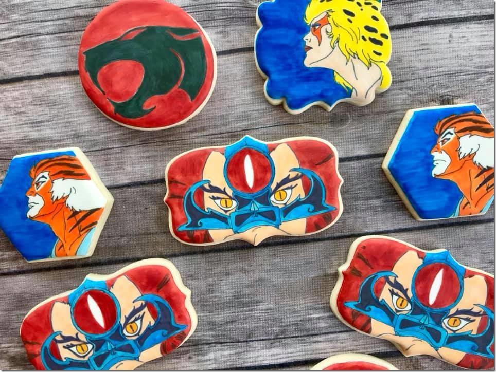 ThunderCats Cookies