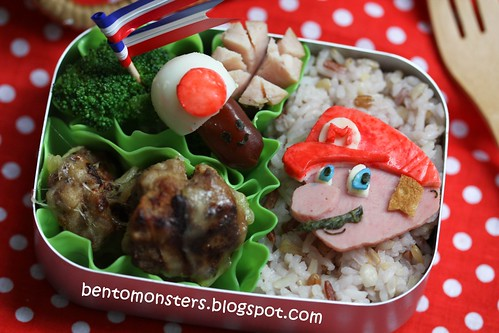 Mario Bento Box