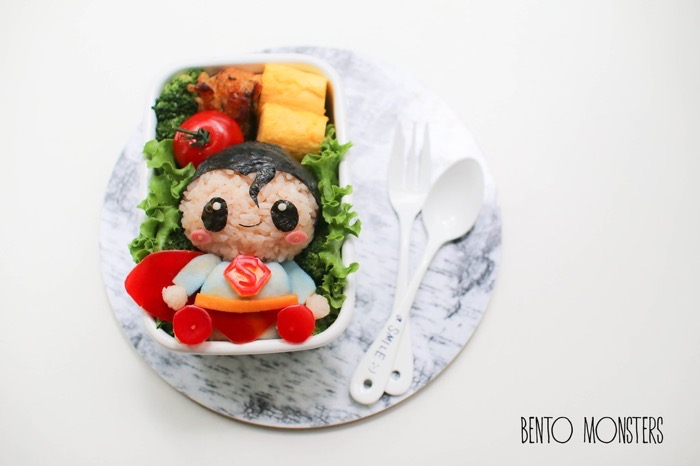 Superman Bento Box