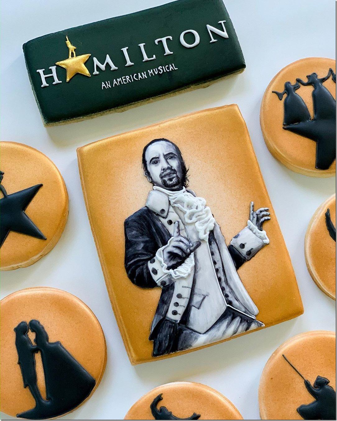 Hamilton Cookies
