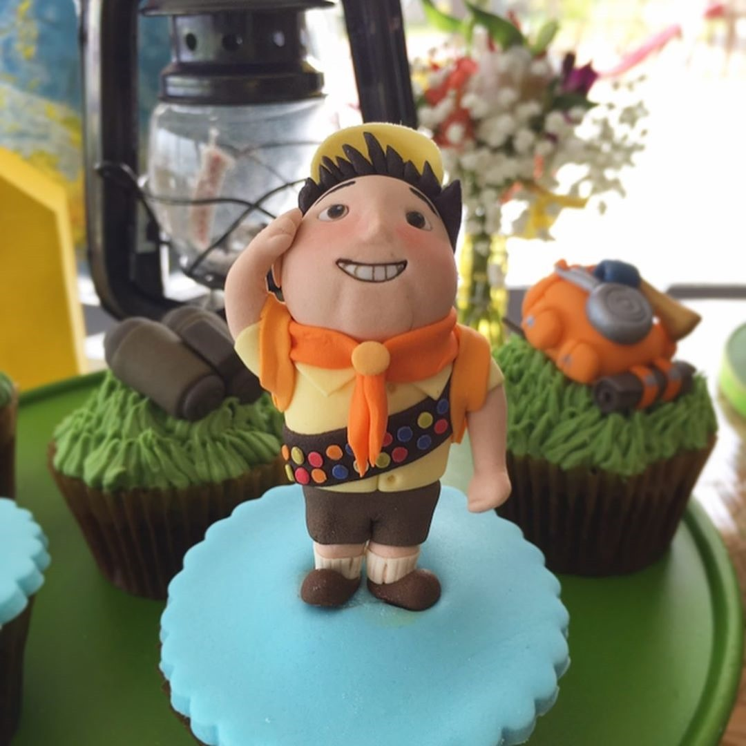 Russell Cupcake