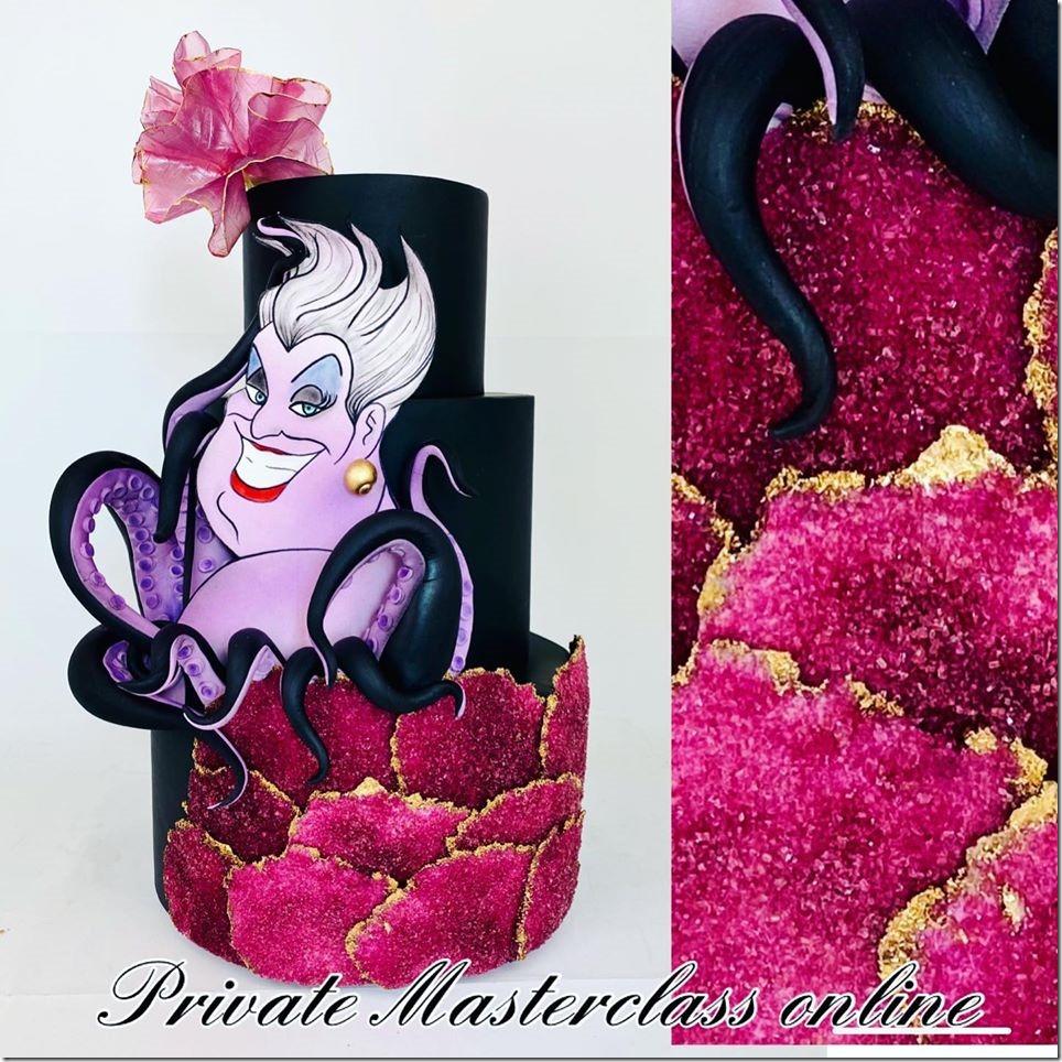 Ursula Cake
