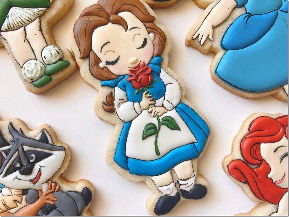 Baby Belle Cookie