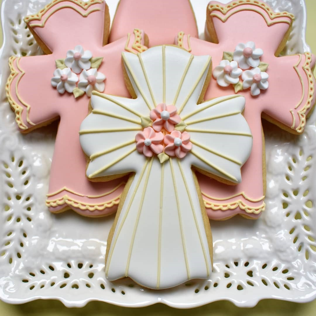Cross Cookies