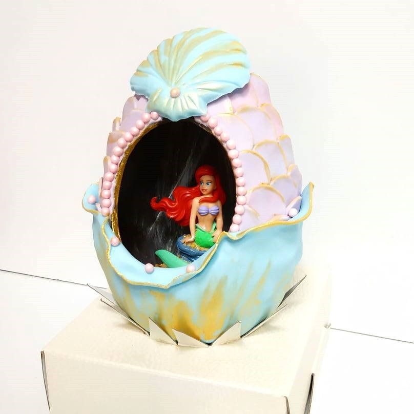 Little Mermaid Easter Egg