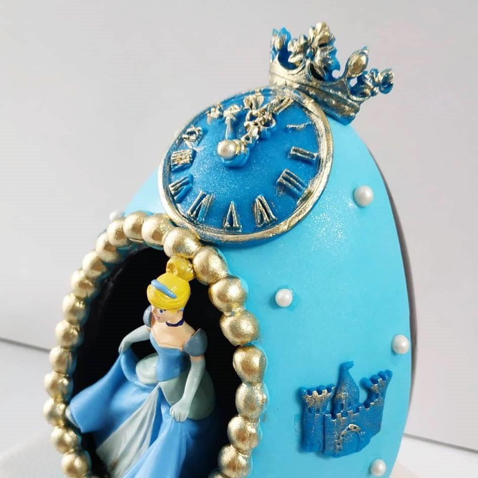 Cinderella Easter Egg