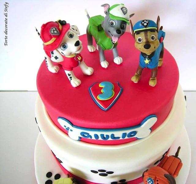 Paw Patrol Cake 4