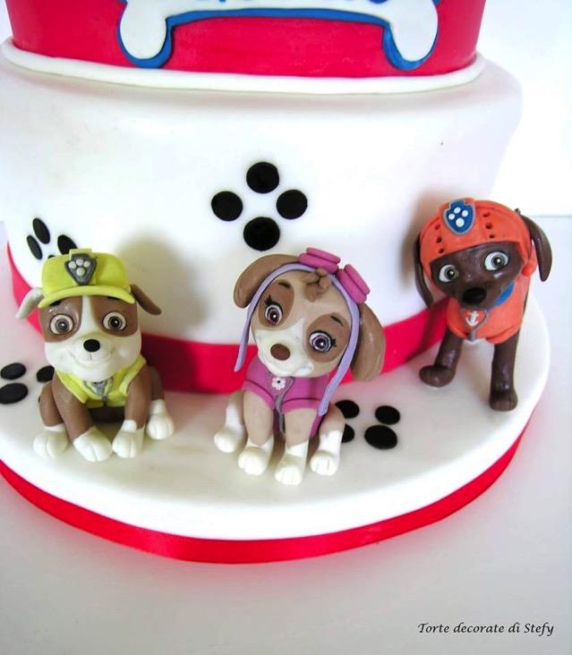 Paw Patrol Cake 3