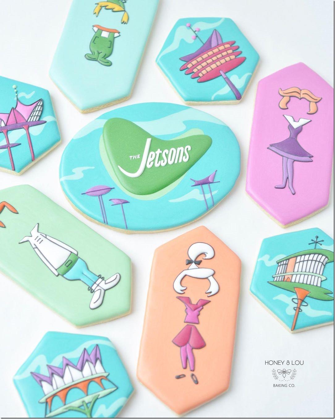Jetsons Cookies