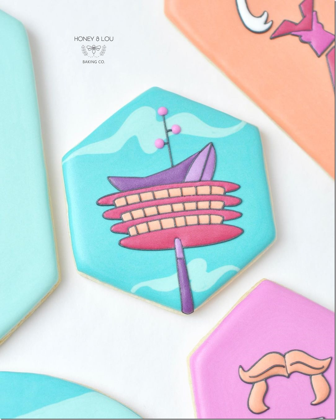 Jetsons Cookie