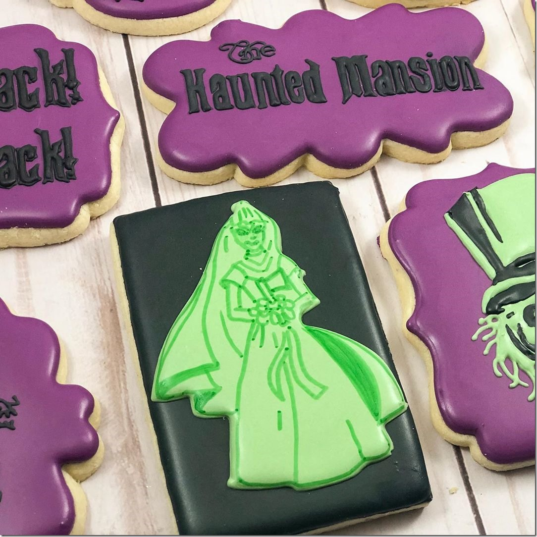 The Bride Cookie