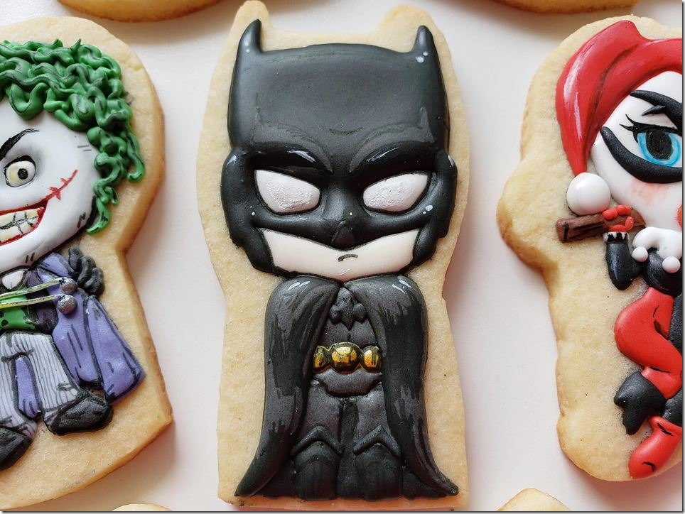 Batman Cookie