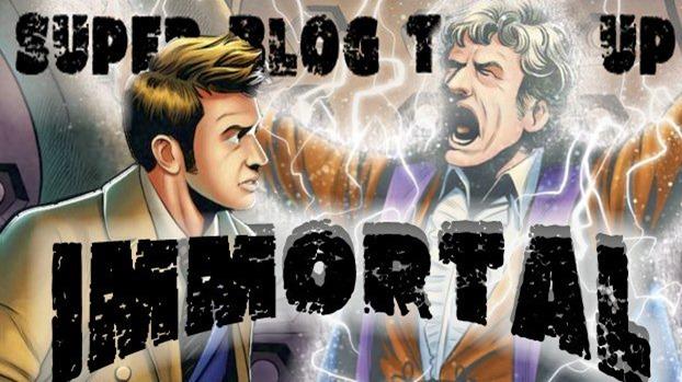 Super Blog Team Up Immortal Logo