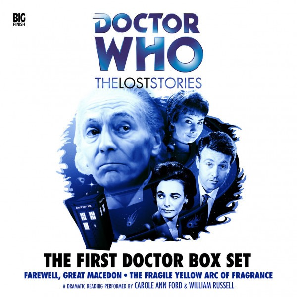 The Lost Stories - The First Doctor