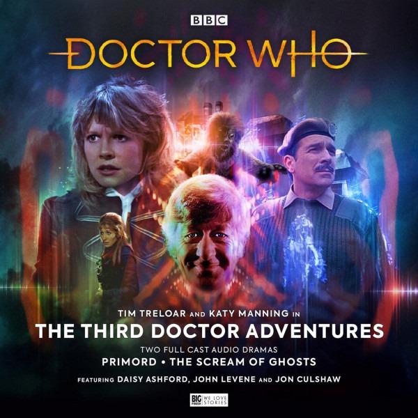 The Third Doctor Adventures Volume 5