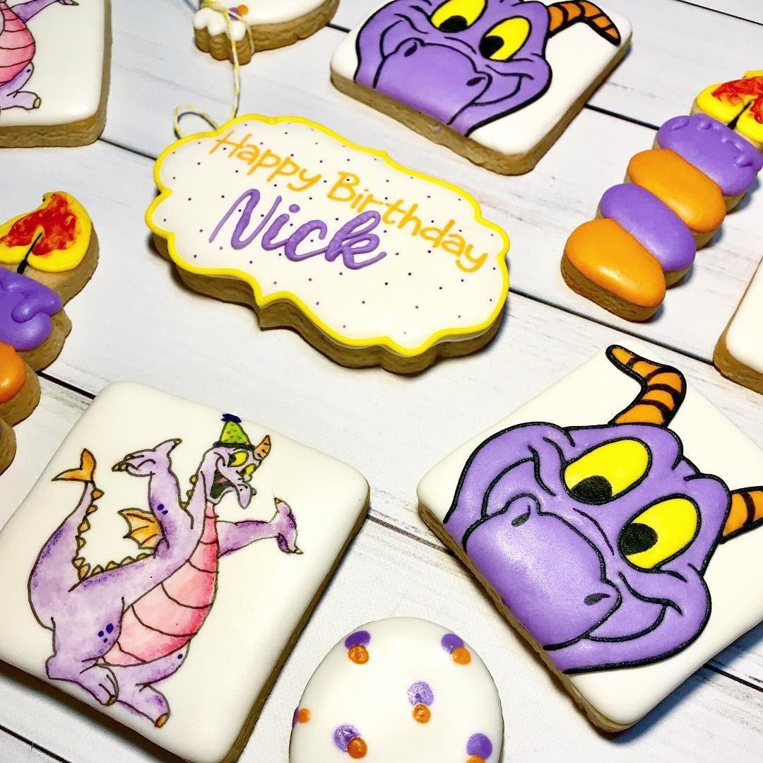 Figment Cookies
