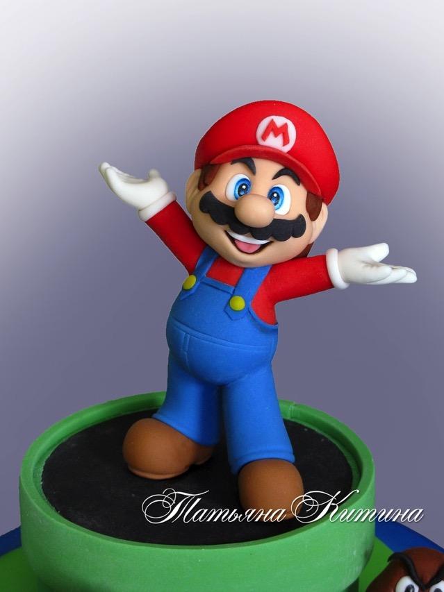 Mario Cake 3