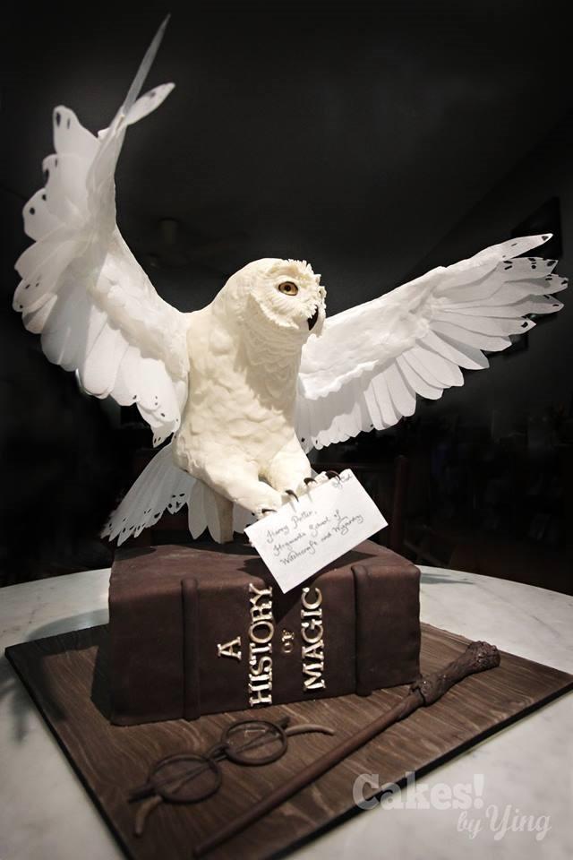 Hedwig Cake