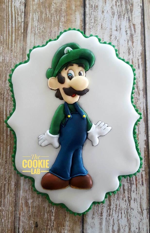 Luigi Cookie