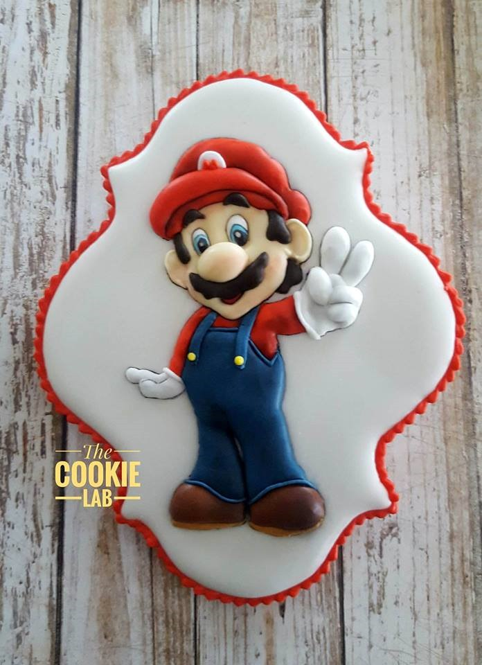 Mario Cookie