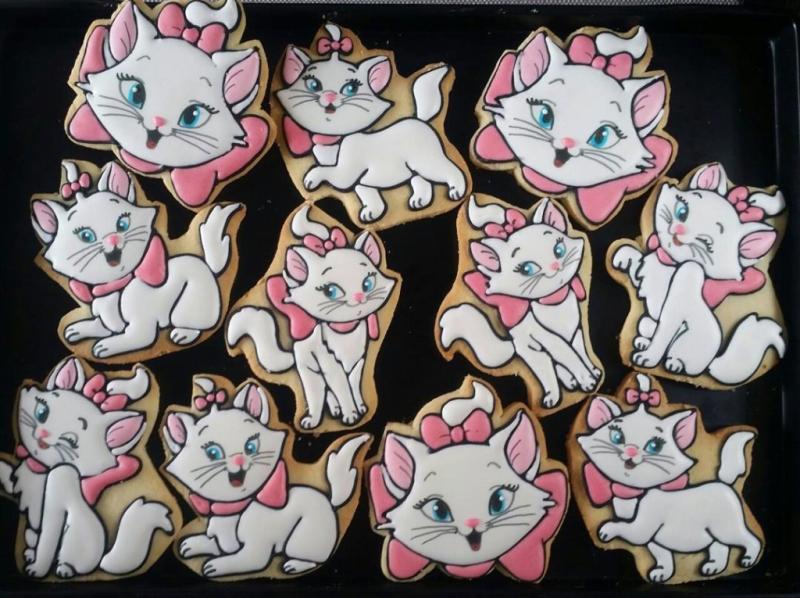 Marie Cookies