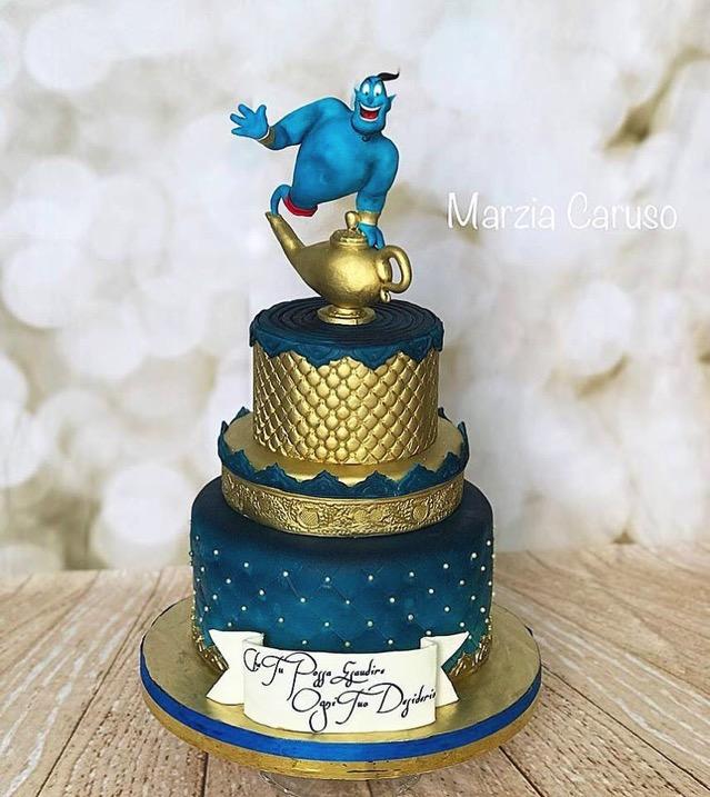 Genie Cake