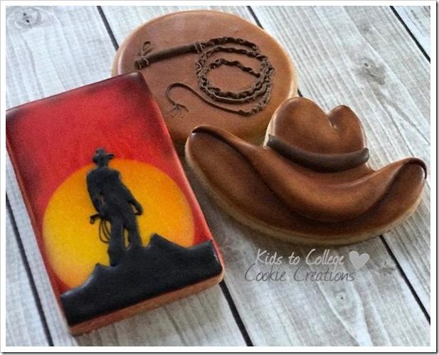 Indiana Jones Cookies