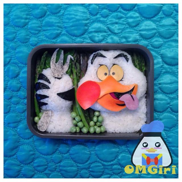 Scuttle Bento Box