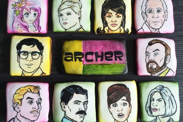 Archer Cookies