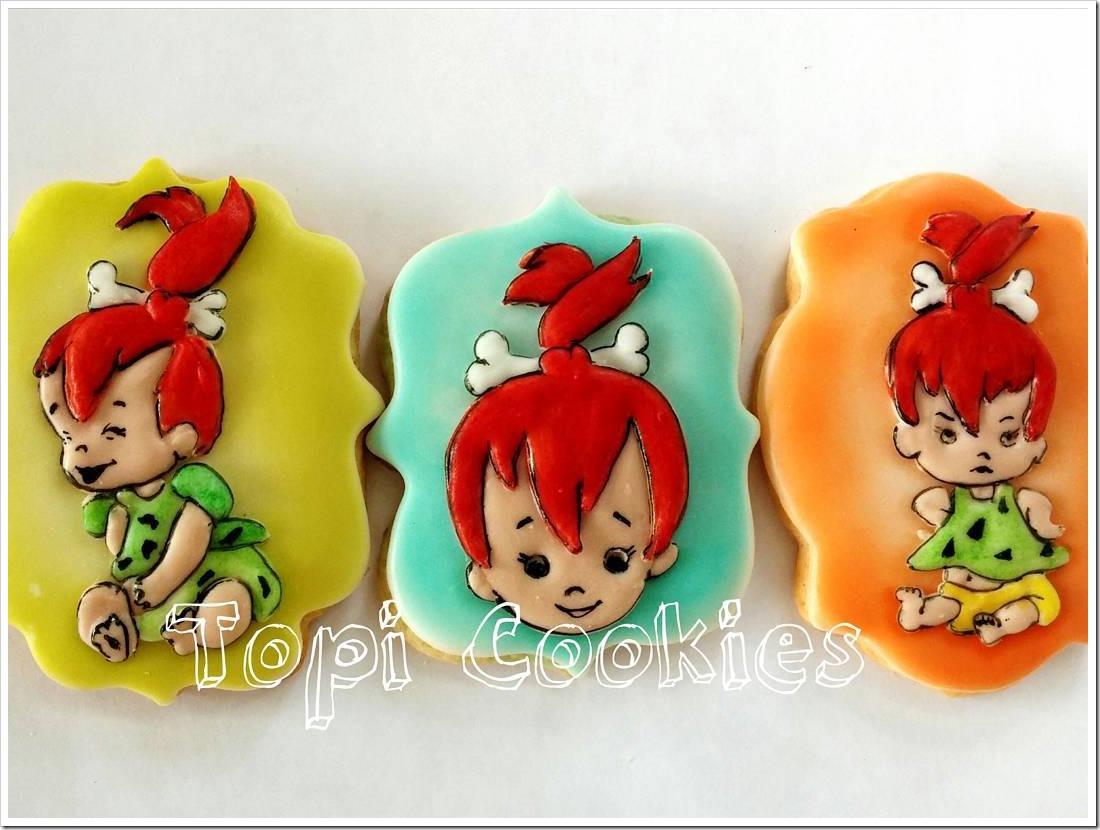 Pebbles Flintstone Cookies