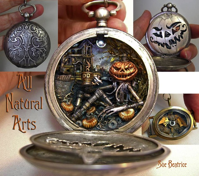 Jack Pumpkinhead Watch