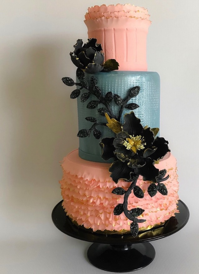 Couture Cake Nancy Cross