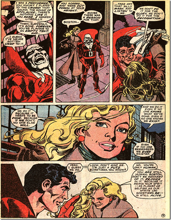 Should Auld Acquaintances Be Forgot by Alan Brennert and Dick Giordano