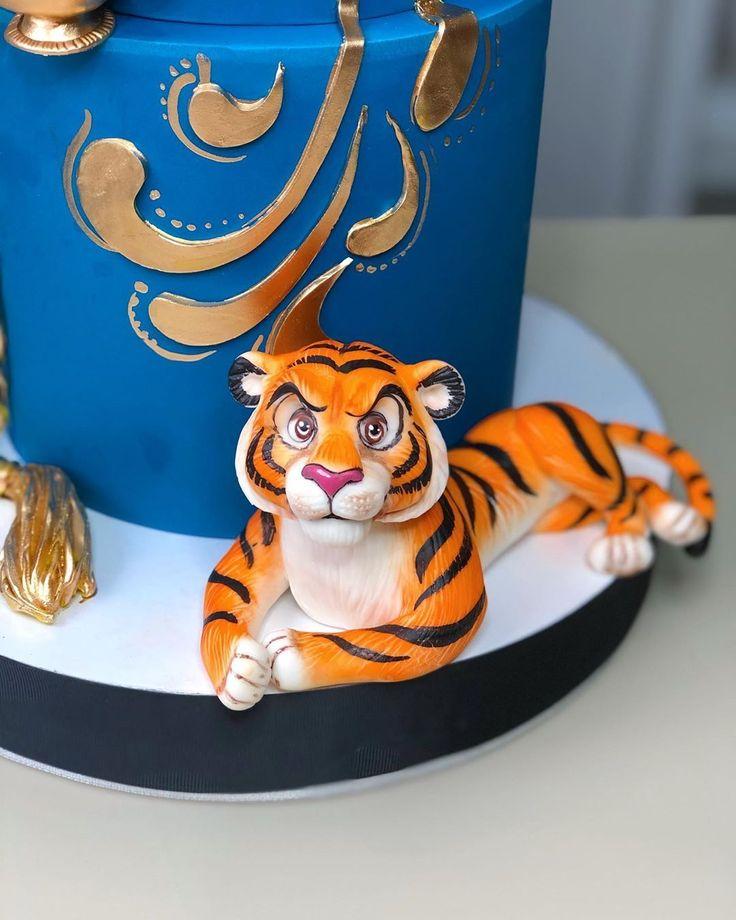 Rajah Cake topper