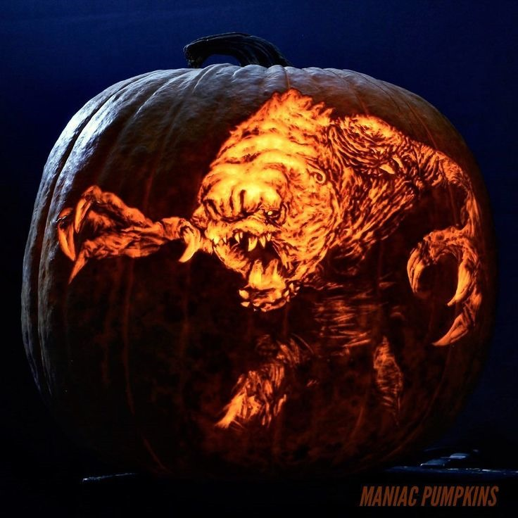Rancor Pumpkin