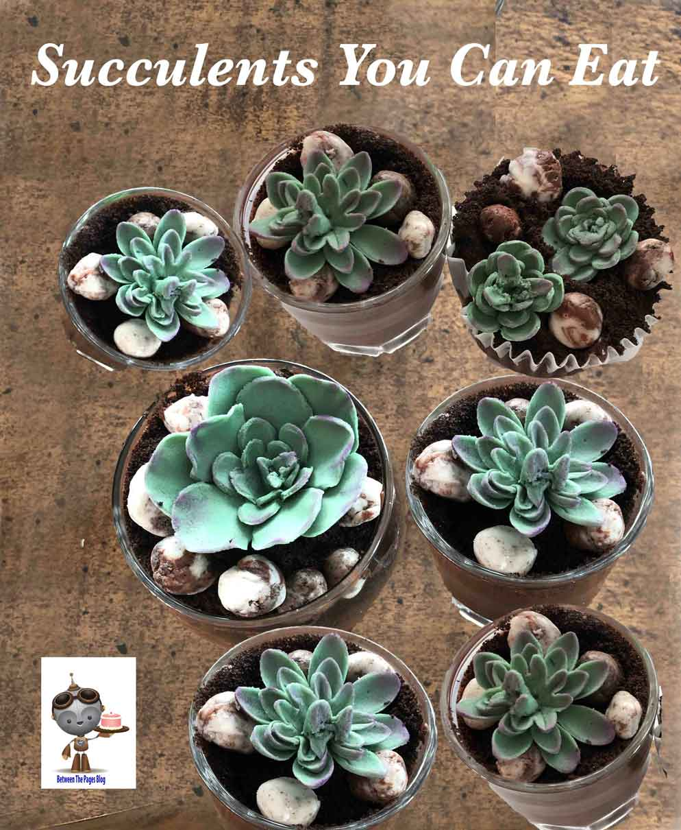 How To Make Succulent Gumpaste Flowers