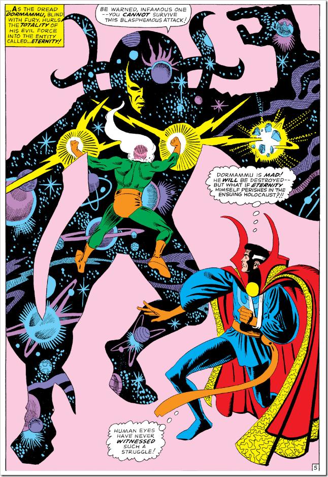 Doctor Strange by Steve Ditko