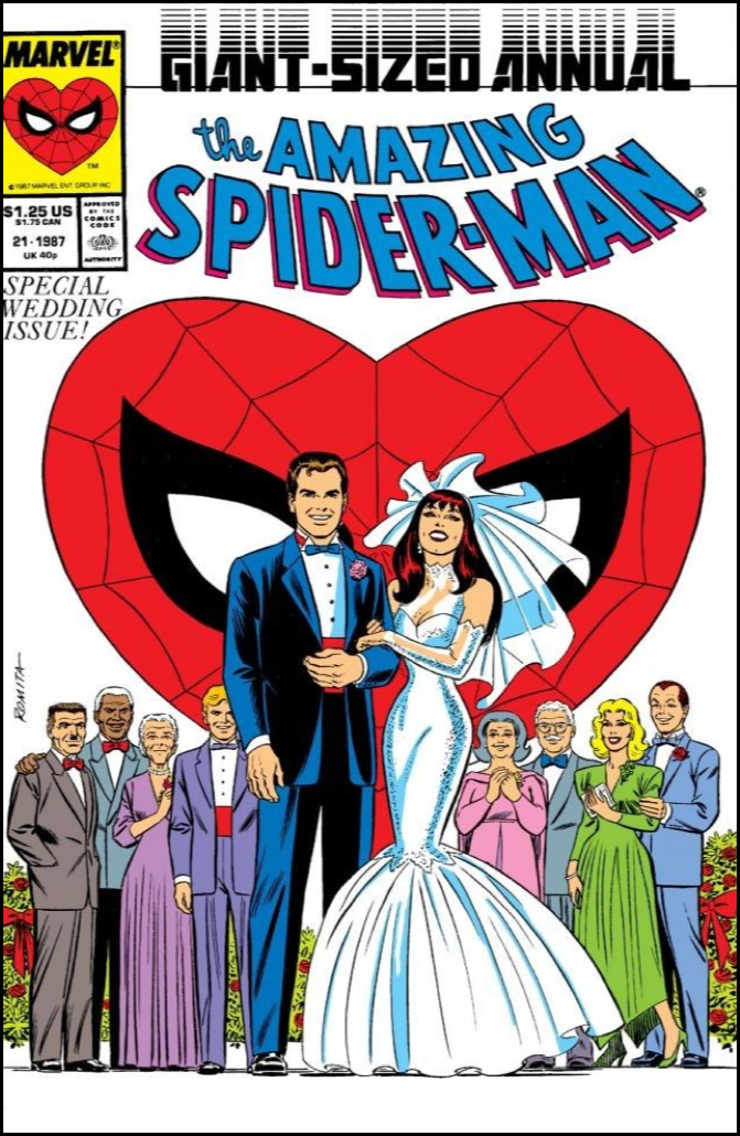 Amazing Spider-Man Annual 21