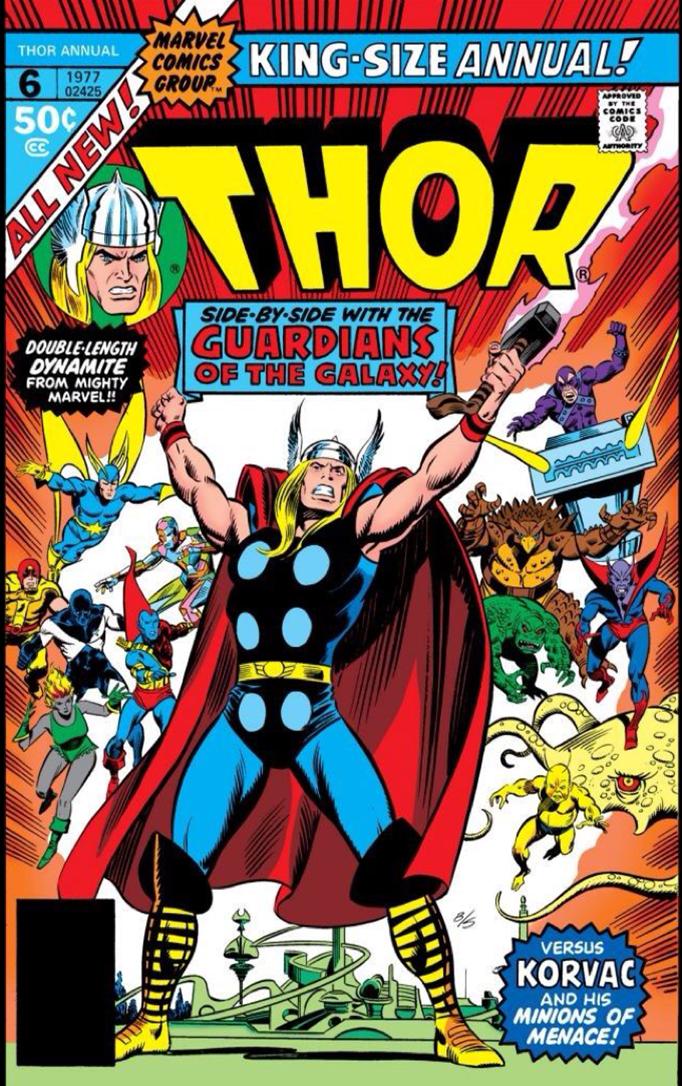 Thor Annual 6