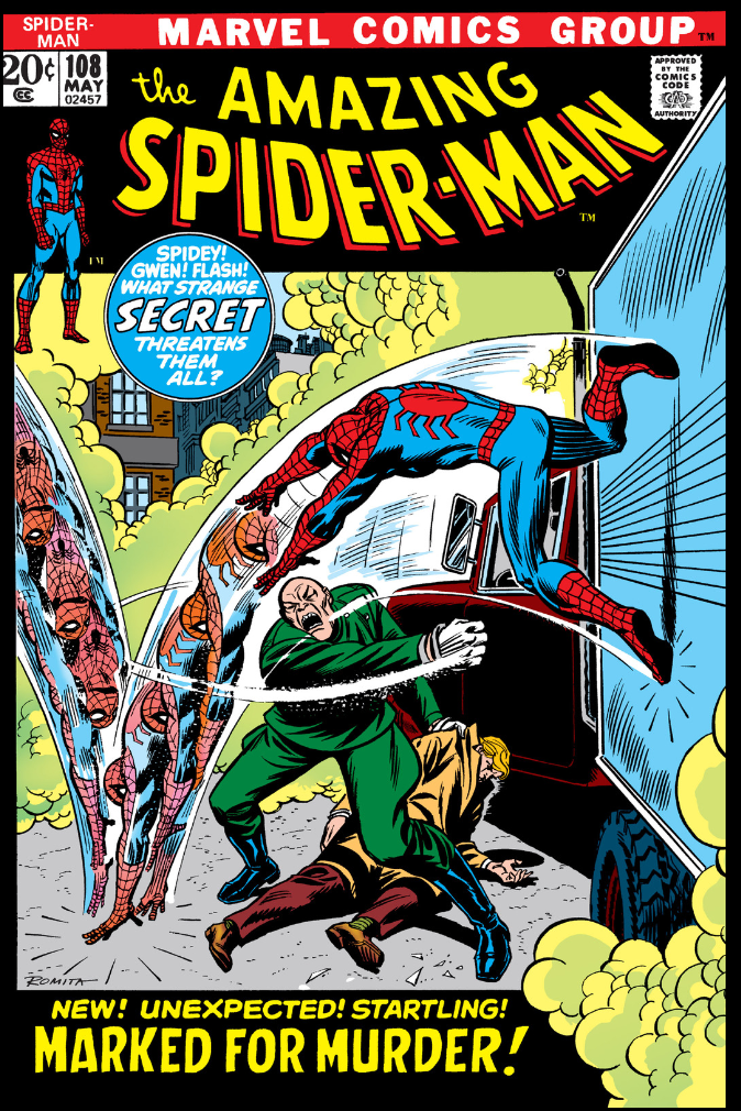 Amazing Spider-Man 108