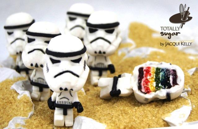 Storm Trooper Cake Pops 3