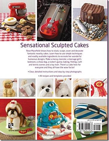 Sensational Sculpted Cakes