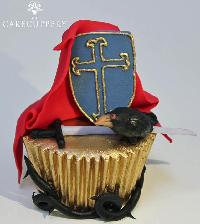 Prince Phillip Cupcake