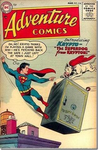Adventure Comics 210