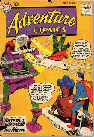 Adventure Comics 272