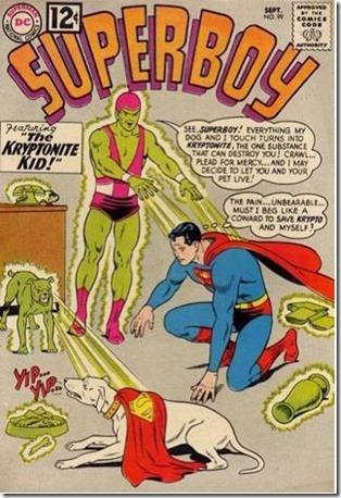 Superboy 99