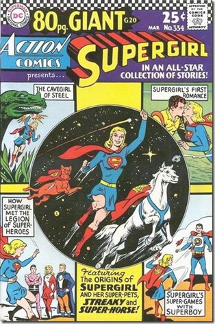 Action Comics 334
